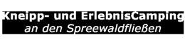 Kneipp-und Erlebniscamping – An den Spreewaldfließen Logo