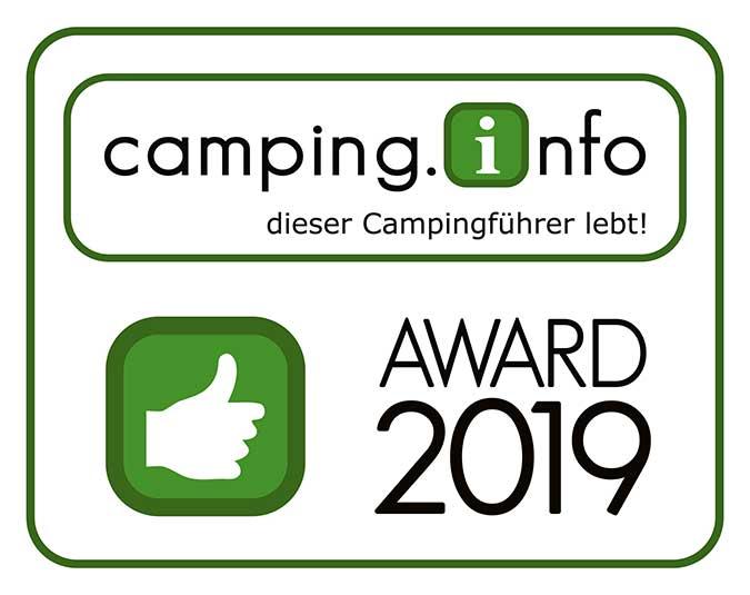 Camping Award 2019